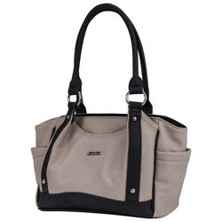 MultiSac Galant Two Tone Tote Handbag