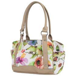 MultiSac Galant Floral Tote Handbag