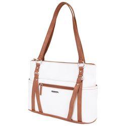 MultiSac Costa Savannah White Multi Tote Bag