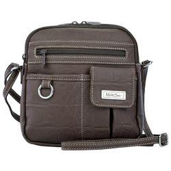 MultiSac Zip-Around Organizer Crossbody Handbag