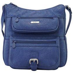 MultiSac Solid Flare Crossbody Handbag
