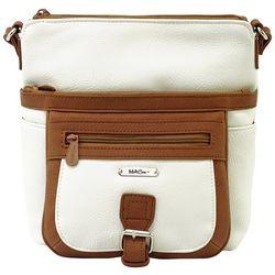 MultiSac Solid Mini Flare Crossbody Handbag