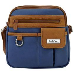 MultiSac North South Mini Zip Around Organizer Handbag