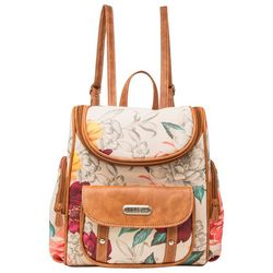MultiSac Donna Floral Backpack
