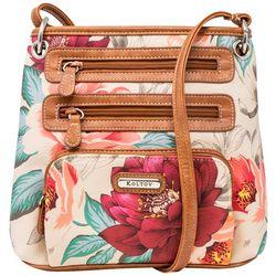 Koltov Angelo Floral Crossbody Handbag