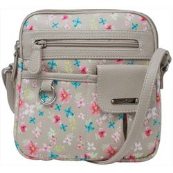 MultiSac North South Floral Organizer Handbag