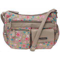 MultiSac Houston Tiny Blossom Crossbody Handbag