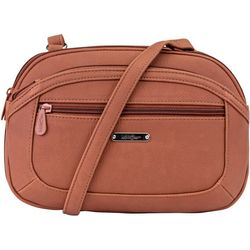 MultiSac Solid Terabyte Hunter Crossbody Handbag