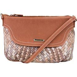 MultiSac Burano Weave Crossbody Handbag