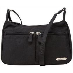 MultiSac Fallon Solid Crossbody Handbag
