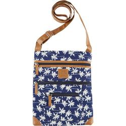 Palm Tree Lockport Handbag