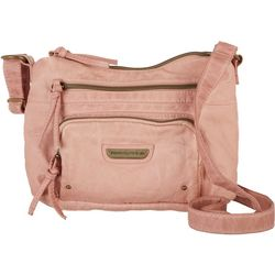 Stone Mountain Smoky Mountain Solid Hobo Handbag