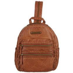 Stone Mountain Double Zip Dome Mini  Backpack