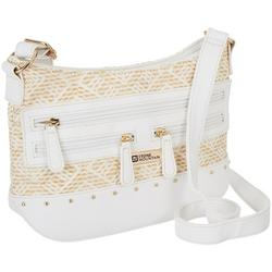 Santa Fe Chevron Boat Handbag