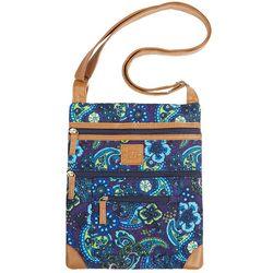 Lockport Quilted Handbag