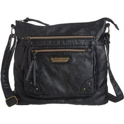 Stone Mountain Smoky Mountain Front Zip Handbag