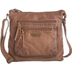 Smoky Mountain Front Zip Handbag