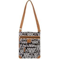 Lockport Batik Quilted Handbag