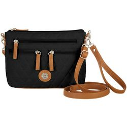 Stone Mountain Quilted East West Crossbody