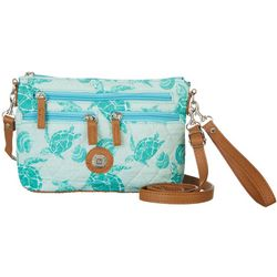 Stone Mountain Quilted Sea Turtle Handbag
