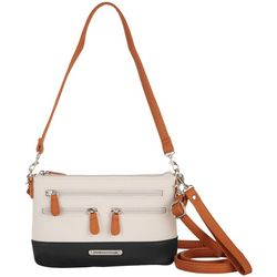 Stone Mountain Plugged In Tri-Tone Crossbody Handbag