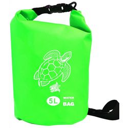 Nupouch 5L Sea Turtle Print Waterproof Dry Bag