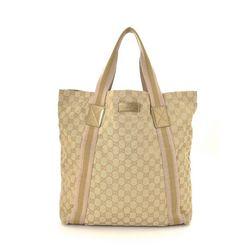 Vintage Gucci GG Canvas  467891 Tote Bag