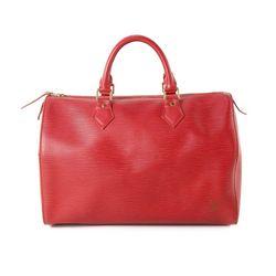 Vintage Louis Vuitton Speedy Handbag