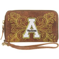 Gameday Boots Appalachian State Wristlet