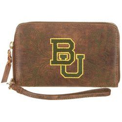 Gameday Boots Baylor Bears Wristlet