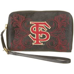 Gameday Boots FSU Seminoles Wristlet
