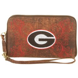 Gameday Boots Georgia Bulldogs Wristlet