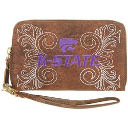 Gameday Boots Kansas State Wildcats Wristlet
