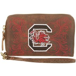 Gameday Boots South Carolina Gamecocks Wristlet