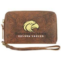 Gameday Boots USM Golden Eagles Wristlet