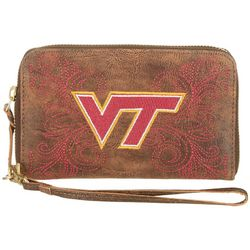 Gameday Boots Virginia Tech Hokies Wristlet
