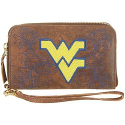 Gameday Boots West Virginia Mountaineers Wristlet