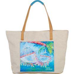 Leoma Lovegrove Take Five Tote Handbag
