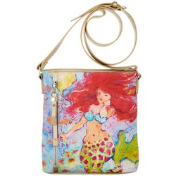 Leoma Lovegrove Club Mermaid Adjustable Crossbody Handbag