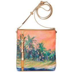 Leoma Lovegrove Out To Lunch Crossbody Handbag