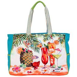 Ellen Negley 5 O'clock Favorites Tote Handbag