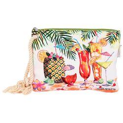 Ellen Negley 5 O'clock Favorites Cosmetic Bag