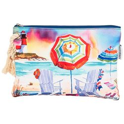 Ellen Negley Island Dreaming Cosmetic Bag