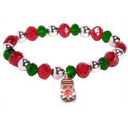 Holiday Flip Flop Charm Bracelet