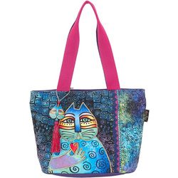 Laurel Burch Wishing Love Tote Handbag