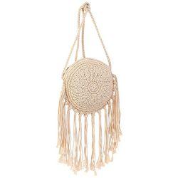Sun N' Sand Haole Cotton Crossbody Handbag