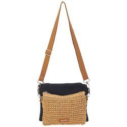 Sun N' Sand Shaka 2-pc. Crossbody Handbag