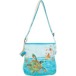 Paul Brent Sea Turtle Crossbody Handbag