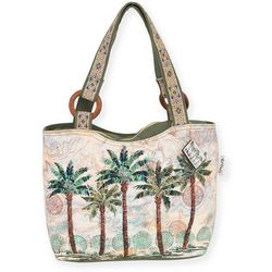 Paul Brent Del Ray Palm Beach Bag Tote