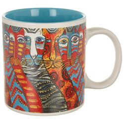 Laurel Burch 14 oz. Cat Mug